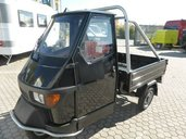 Ape 50 Cross Country Schwarz
